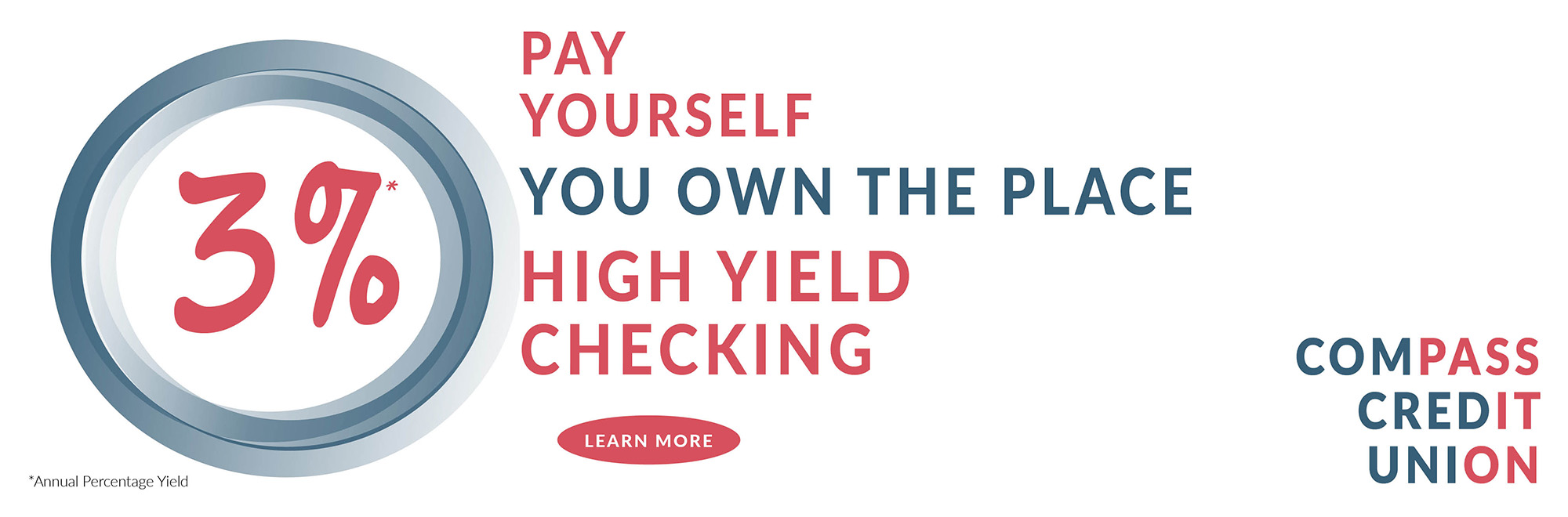 High Yield Checking – Pay Yourself
