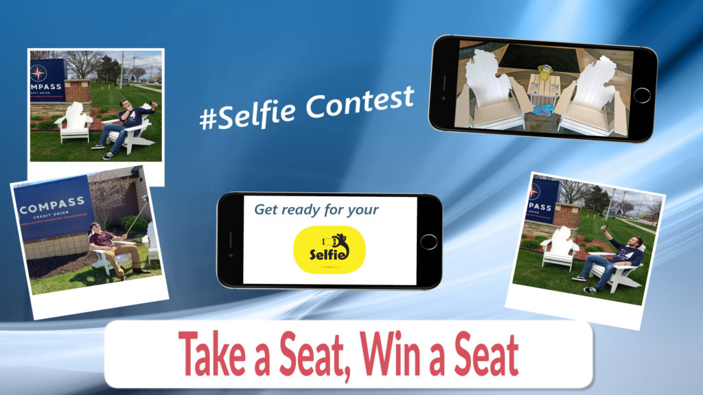 Take A Seat - Selfie Contest