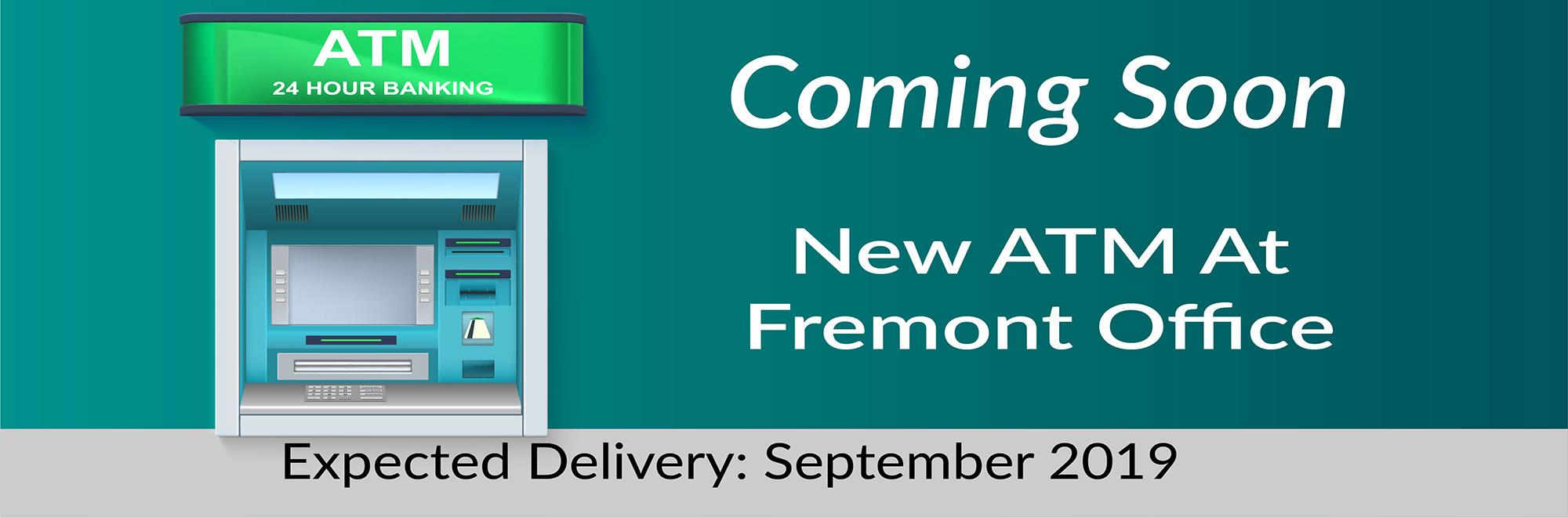 New ATM Fremont